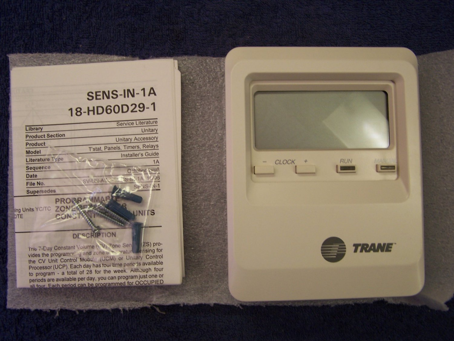 Thermostat Wiring Diagram On Trane Thermostats Wiring Diagram Get