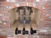 124,000 BTU Fireplace Furnace - Wood Burning Fireplace ...