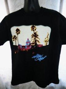 Eagles Tour 2002 Hotel California T-shirt Size Xl