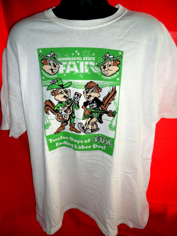 Minnesota State Fair TShirt XL