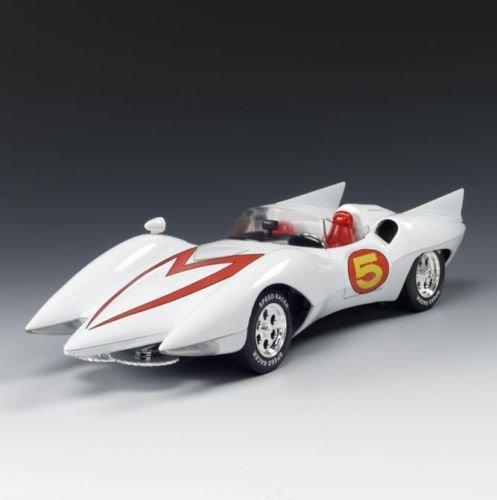118 Speed Racer Mach 5 35th Diecast Car RC Ertl Joyride Go Go Chogokin