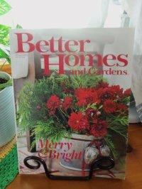 BETTER HOMES AND GARDENS December 2007 Christmas Back ...