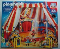 Playmobil CIRCUS RING & TENT 4230 NEW