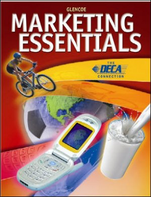 Glencoe Marketing Essentials High School Student Textbook