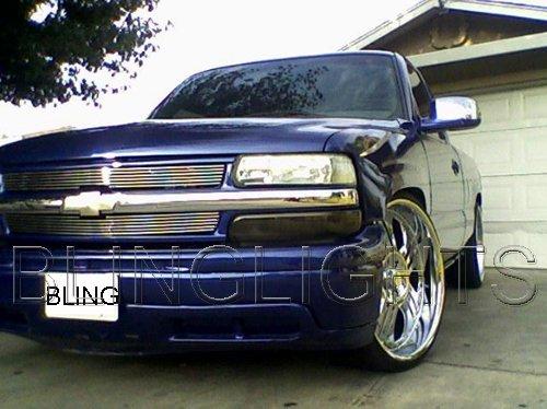2002 Chevy Silverado Headlight Diagram