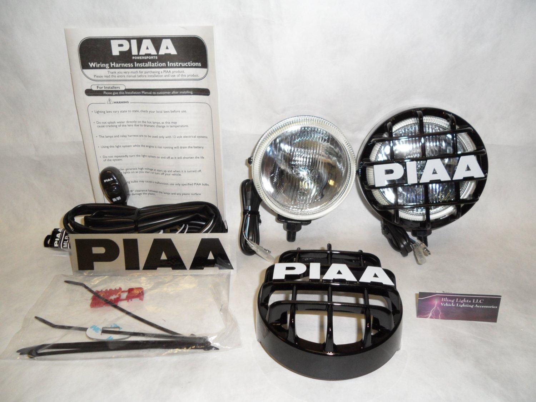 piaa fog lights wiring diagram 2000 honda accord radio 510 harness kit