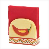 Fiesta Napkin Holder