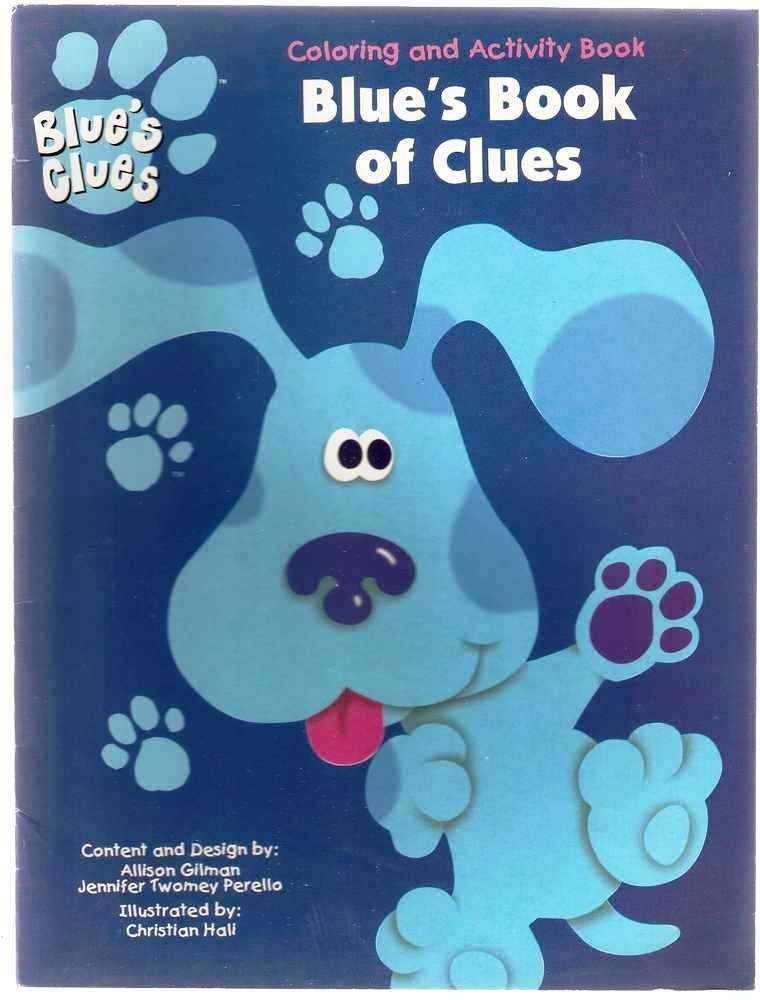 Blues Clues Cartoon Network