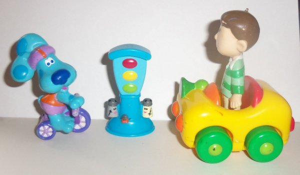 Blue' Clues Racing Collectible Playset