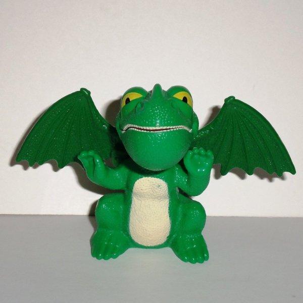 Mcdonald' 2010 Train Dragon Terrible Terror