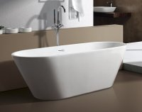 "M-771 59"" MODERN FREE STANDING BATHTUB & FAUCET clawfoot ..."