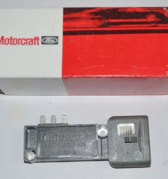 motorcraft ignition module ford mustang thunderbird ford pick ford van lincoln mercury [ 1500 x 1291 Pixel ]