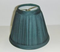 New HUNTER Pleated Mini Chandelier Lamp Shade