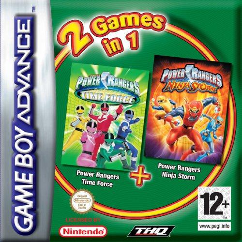 Games Rangers People 2 Power