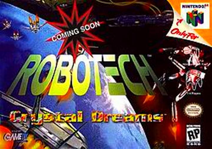 Robotech Gamecube Rom - Idee per la progettazione di