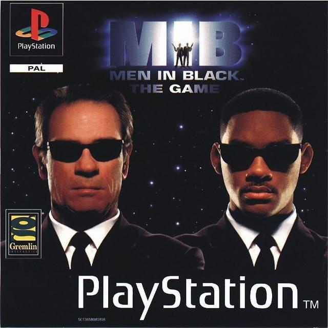 Men in Black  The Game E ISO