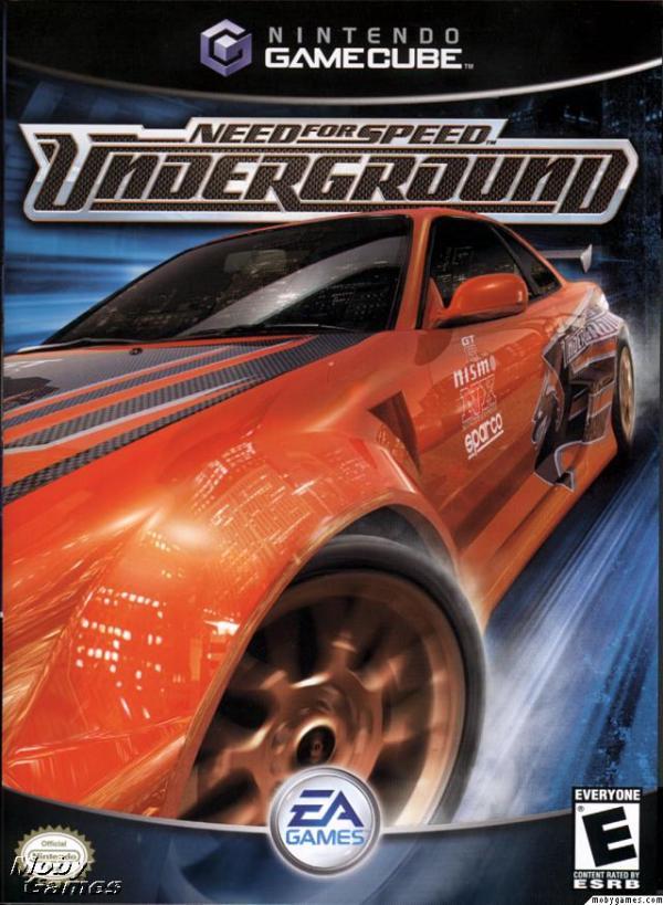 Need For Speed Underground ISO