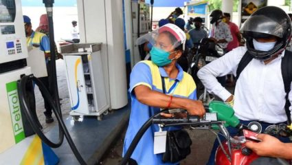 Rate of petrol-diesel |  Petrol and diesel prices made us cry once more, then oil prices went up, you know   – nixatube