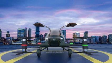 Vinata aeromobility