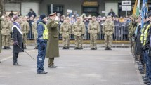 & Video Independence Day Parade In Narva Err