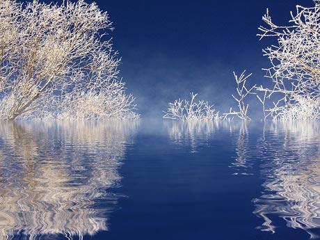 絵のような美しさ…九州の「絶景の雪景色」まとめ (2016年1月26日) - エキサイトニュース
