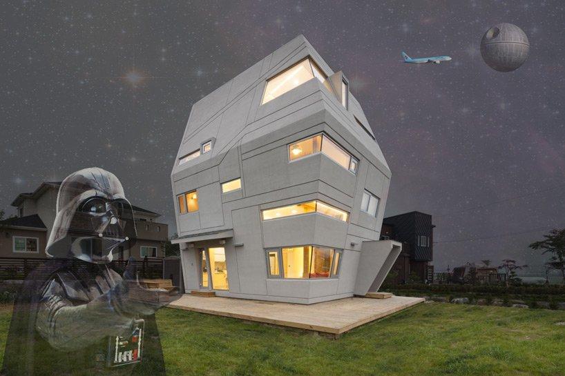 La casa Star Wars 9