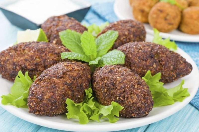 Киббе (Ливан) блюдо, еда, туризм