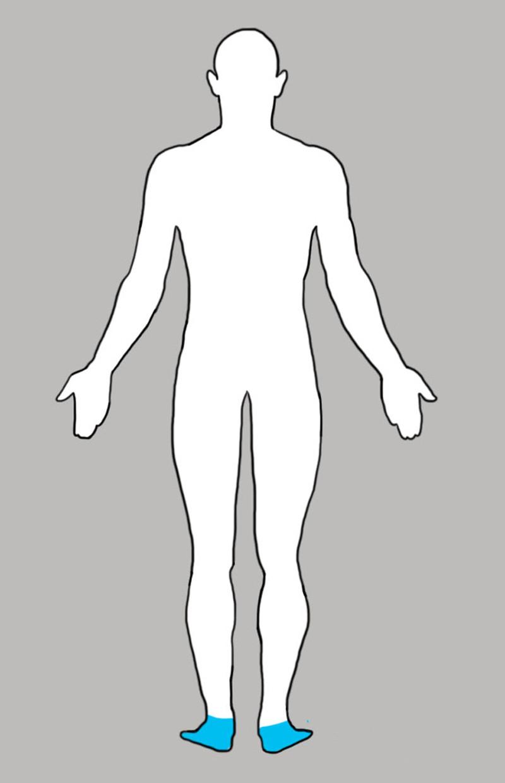 12. Стопы  боль, люди, тело