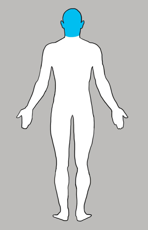 1. Головная боль боль, люди, тело