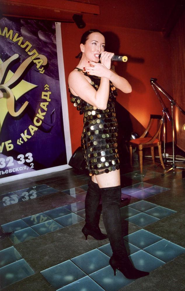 Сольная карьера Жанна Фриске, певица, смерть