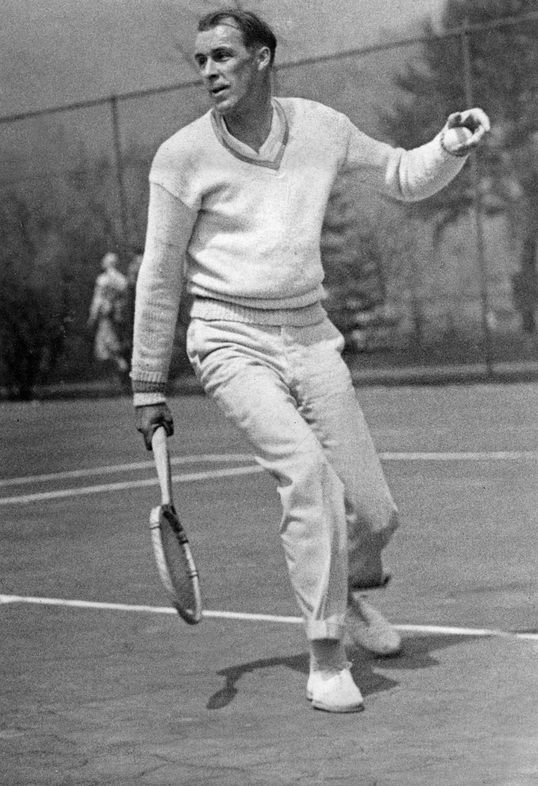 Bill Tilden the Athlete biography facts and quotes