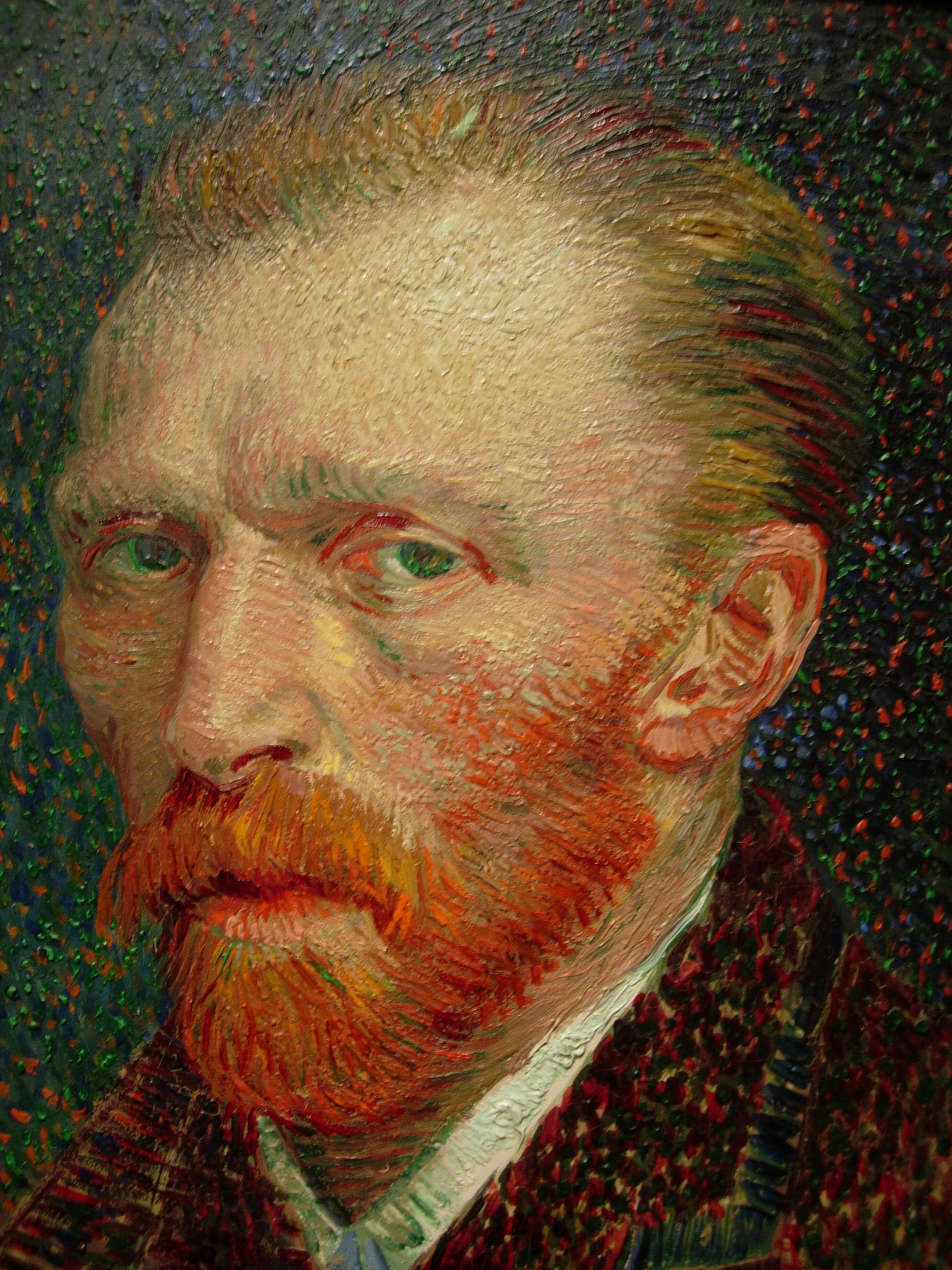 Vincent Van Gogh the Artist biography facts and quotes
