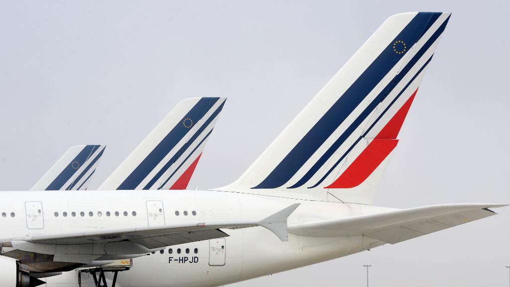 air france unions reach