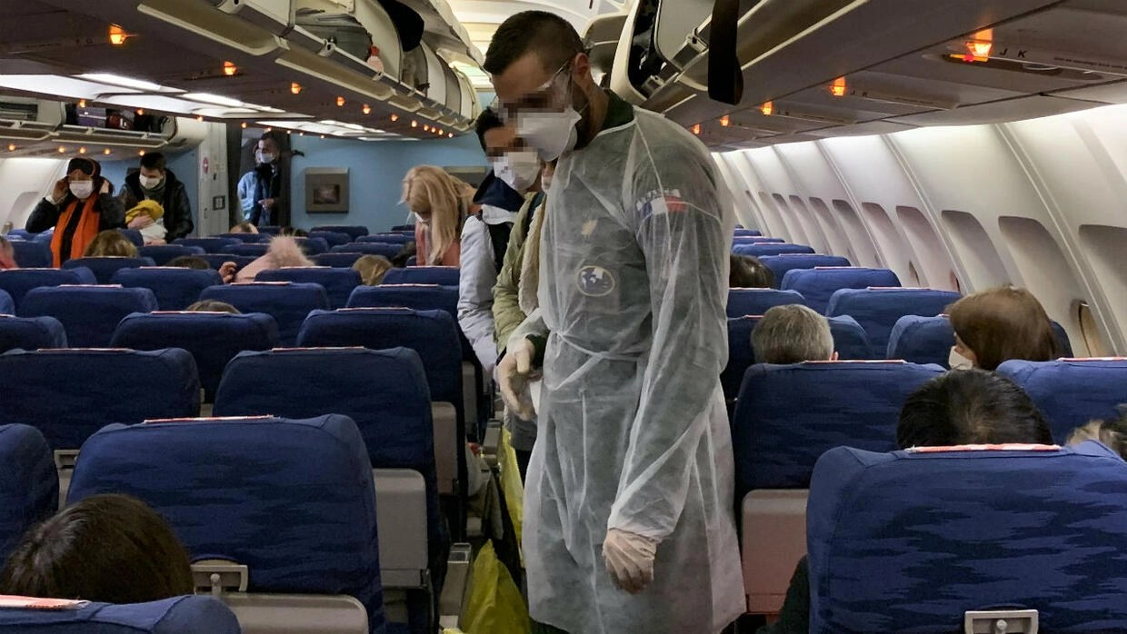 Coronavirus tests on two French citizens evacuated from China turn ...
