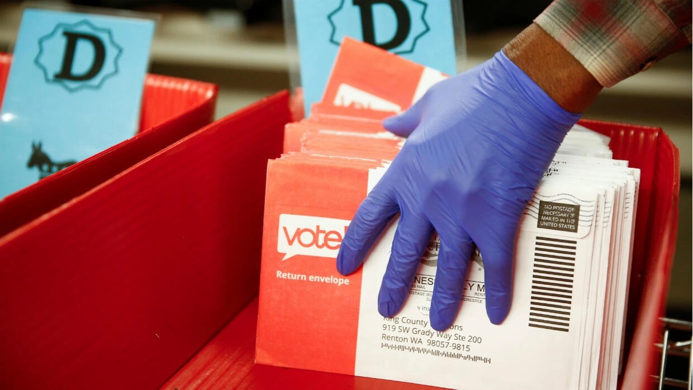 Georgia, Louisiana postpone US presidential primaries over coronavirus