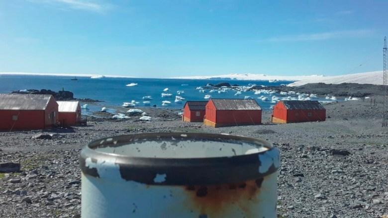 Resultado de imagen para Antártida supera los 20°C