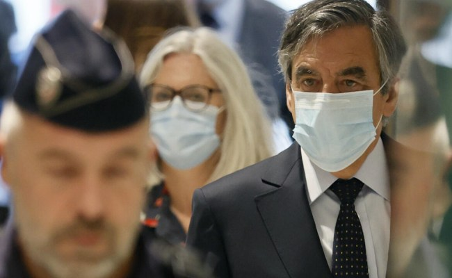 François Fillon And His Wife Penelope Convicted In The