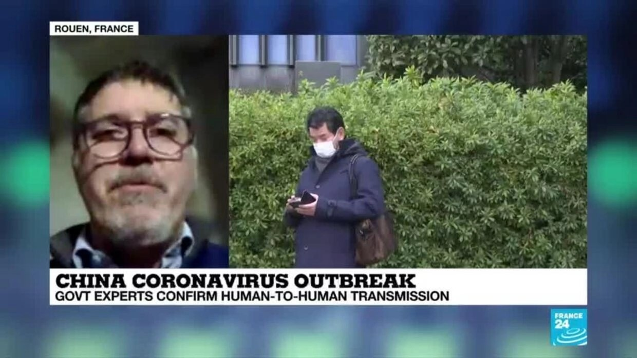 China coronavirus outbreak: Government experts confirm human-to ...