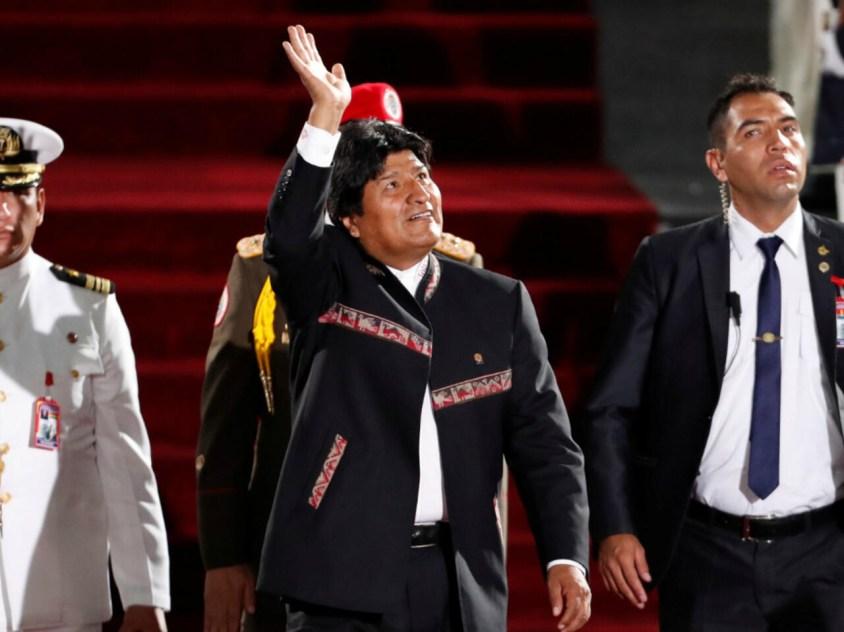 Cómo han cambiado Bolivia y Evo Morales en 13 años?