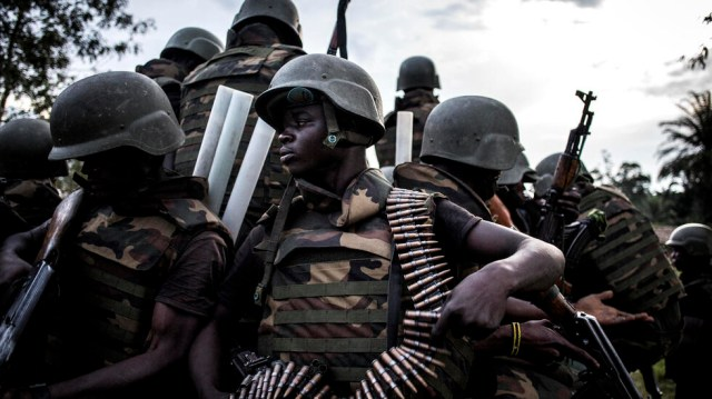 Image result for DR Congo buries 27 massacre victims as anger mounts