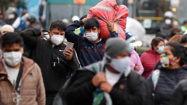 Covid19Hoy: casos en Perú aumentan a cerca de 230.000 y se aproximan a  cifras de Italia y España