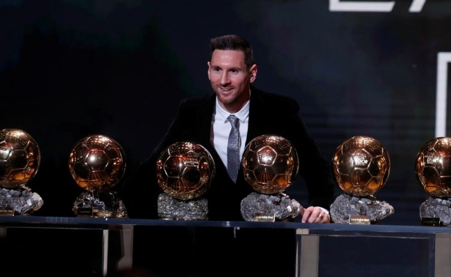 Messi Rapinoe Take Ballon D Or For World S Best