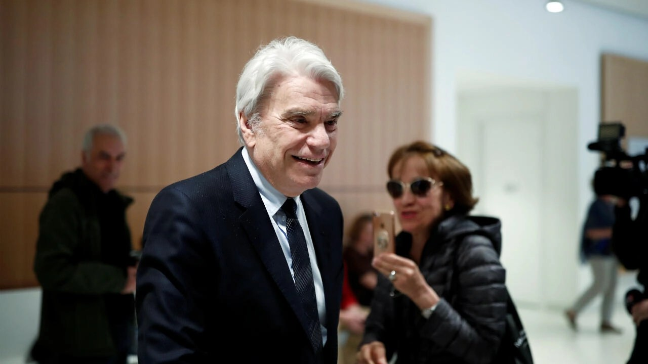 french tycoon bernard tapie acquitted