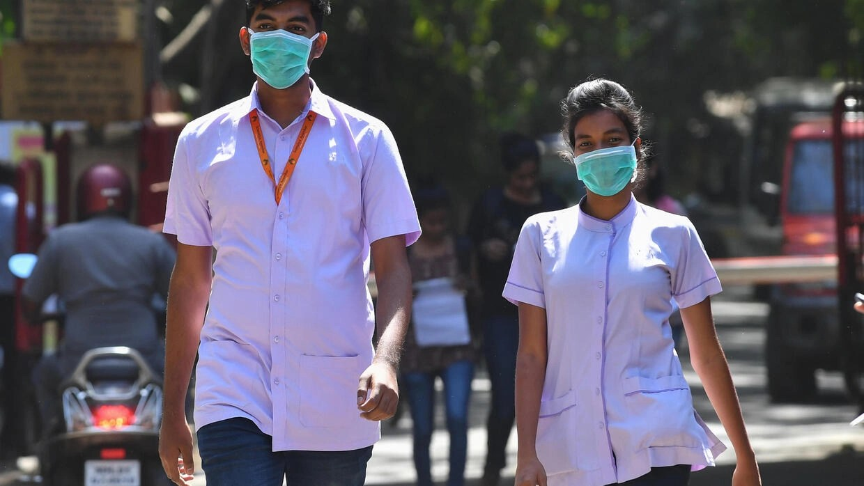 India reports first coronavirus death amid new restrictions ...