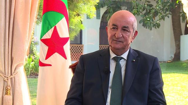 "In an exclusive interview with FRANCE 24, Algerian President Abdelmadjid Tebboune says there is an opportunity to achieve ""appeased relations"" with France."