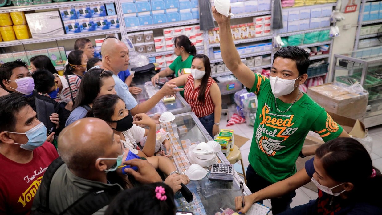 Philippines reports first coronavirus death outside China as toll ...