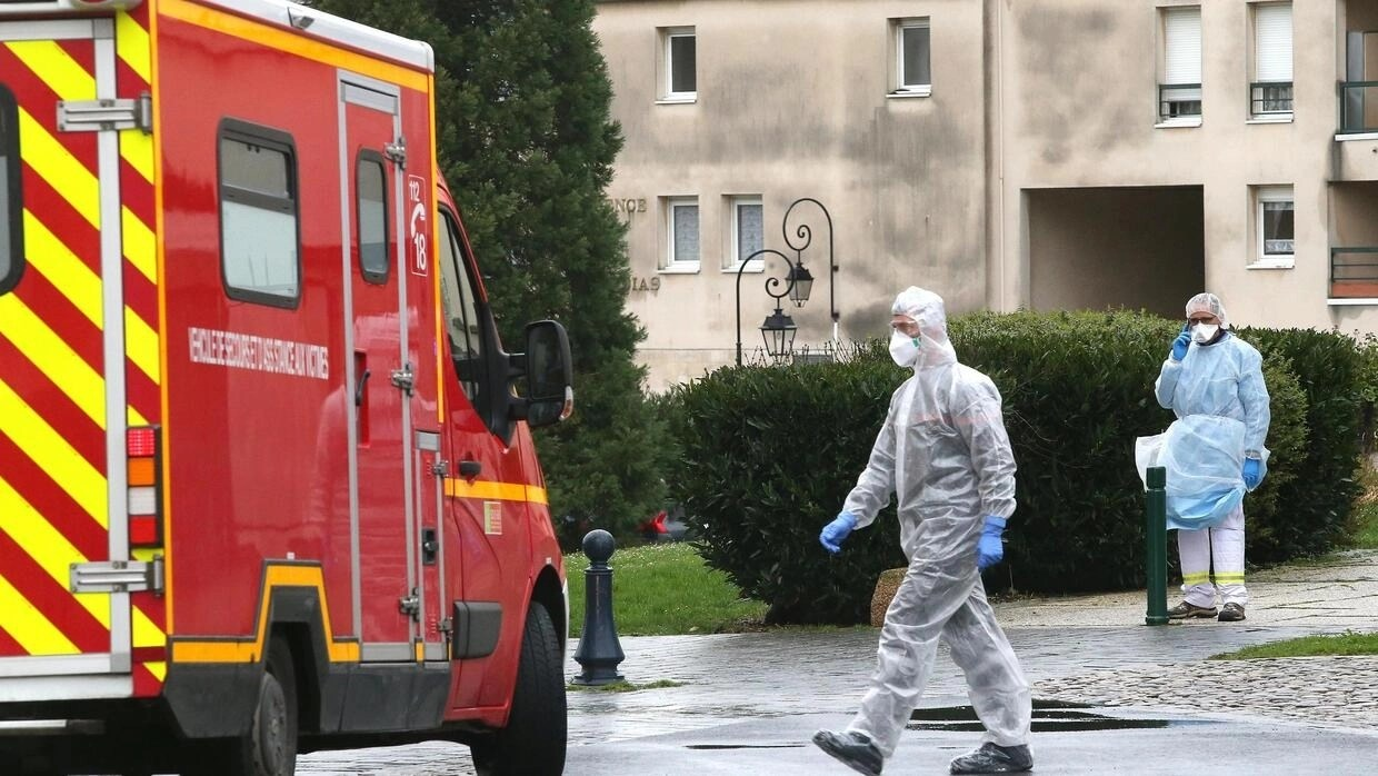 French parliament records third coronavirus case as death toll ...