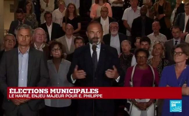 Municipales 2020 Le Premier Ministre Edouard Philippe