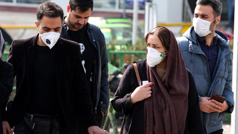 Iran reports highest coronavirus death toll outside of China
