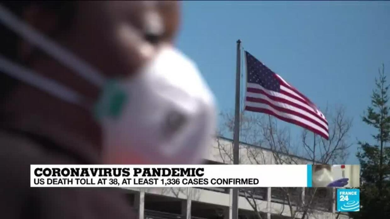 Coronavirus pandemic in the US: Nurses stage protests to call for ...